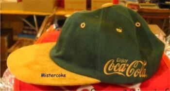 Cappellino Coca Cola Abbigliamento