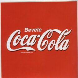 Adesivo Coca Cola Adesivi
