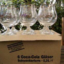 Serie oro Bicchieri