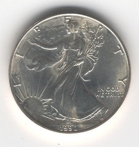 Dollaro argento Dollaro