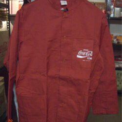 Giacca da lavoro rossa Abbigliamento