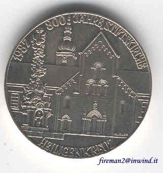 500 scellini AUSTRIA Varie