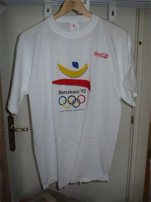 T-shirt Barcellona '92 Abbigliamento