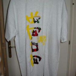 T-shirt bottiglia Abbigliamento