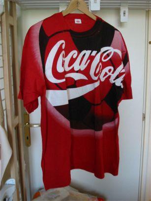 T-shirt calcio Abbigliamento