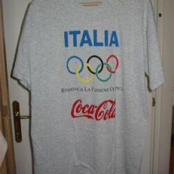 T-shirt Olimpiadi Abbigliamento