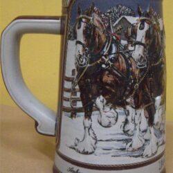 Boccale 1989 Budweiser