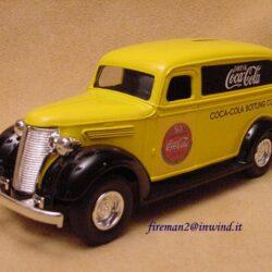 Erti – GM – furgone salvadanaio in metallo – serie limitata numerata n? 0725 – originale u.s.a. Camion