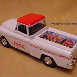 Ertl – Pick-up 1955 – salvadanaio in metallo – scala 1/25 – 1994 – nuovo imballato – orig. u.s.a. Camion