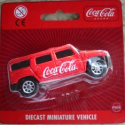 Serie mini Hummer H2 SUV Camion