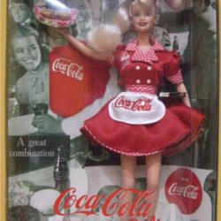 Barbie Coca Cola Barbie