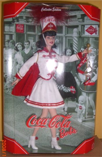 Barbie Coca Cola Barbie