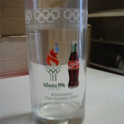Bicchiere Atlanta '96 Bicchieri