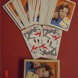 Mazzo di carte da gioco Vintage Carte da gioco