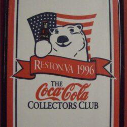 Reston VA 1996 Carte da gioco