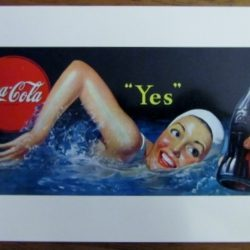 YES orig. 1945 ripr. 1996 Cartoline