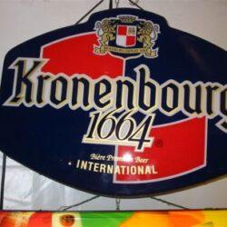 Insegna al neon Kronenbourg Insegne al neon