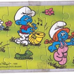 K97-113 Puzzle Italia