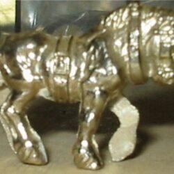 Cavallo Soldatini di piombo