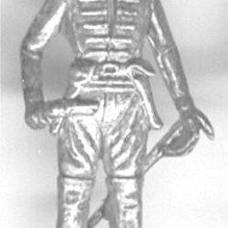 Confederate Soldatini di piombo