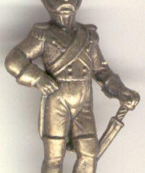 Maxi soldato Soldatini di piombo