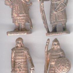 Mongolen Soldatini di piombo