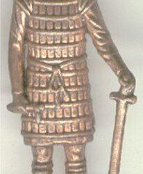 Mongolo Soldatini di piombo