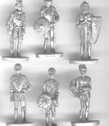 Ritter Soldatini di piombo