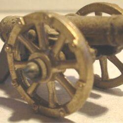 Cannone Soldatini di piombo