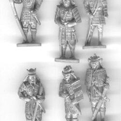 Samurai Soldatini di piombo