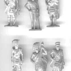 Schotten Soldatini di piombo