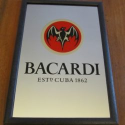 Specchio Bacardi