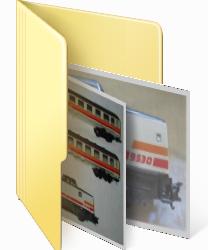 Treni Lima 3 pezzi